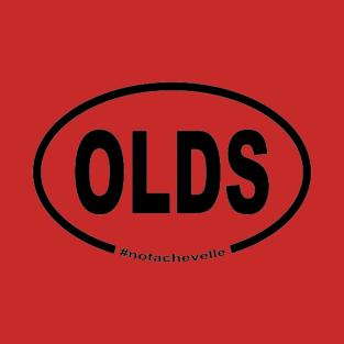 09044f289 Main Tag Oldsmobile Cutlass 442 T-Shirt