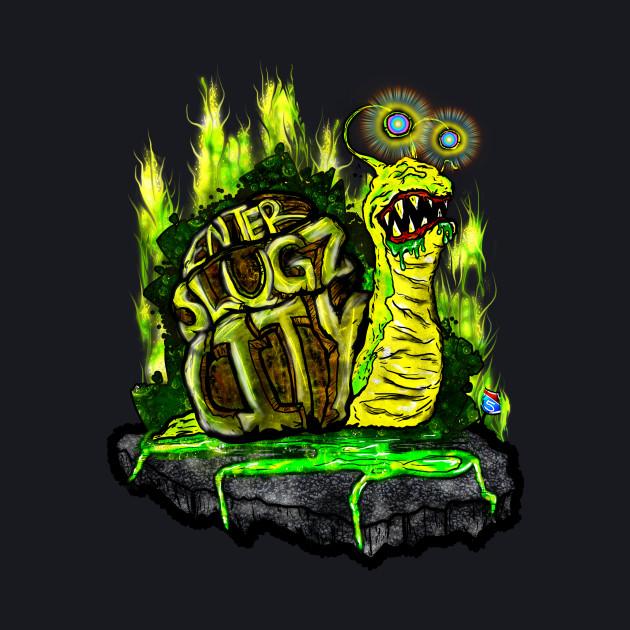 Enter Slugz City
