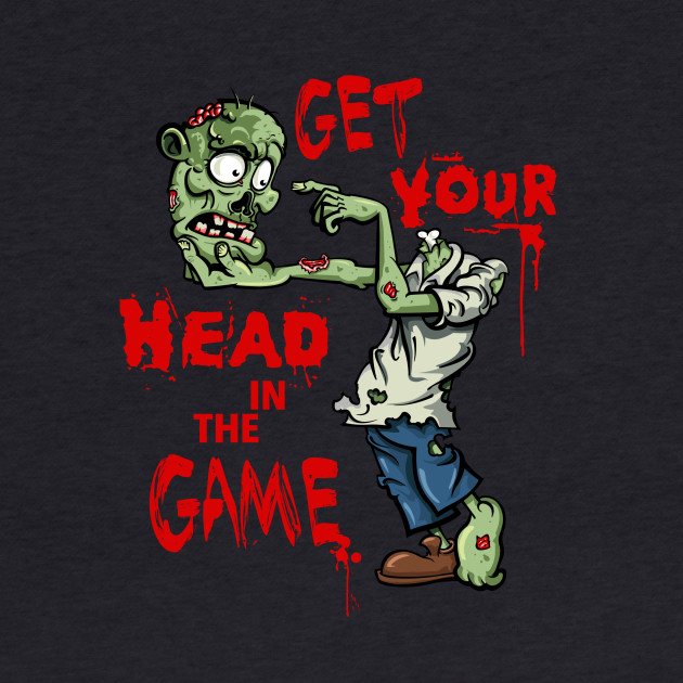 Zombie Head in the Game