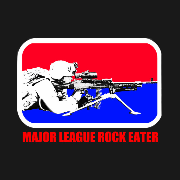 Major League Rock Eater