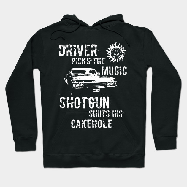 Driver Picks The Music Shotgun shutshis cakehole