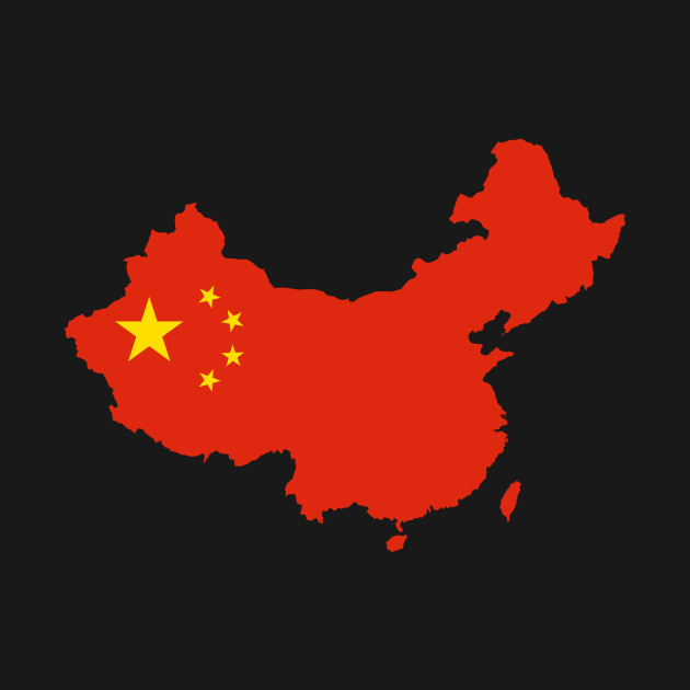 Image result for china, map, flag, pictures