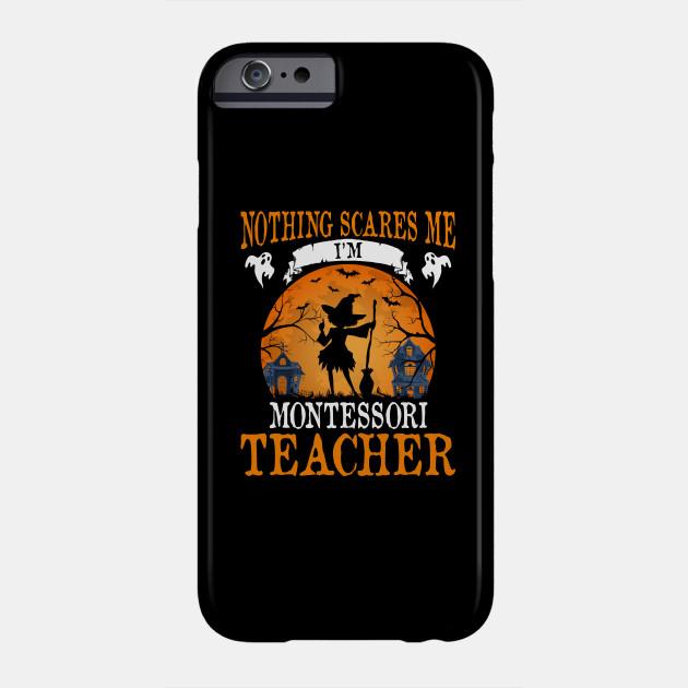 Montessori Teacher Halloween Gift