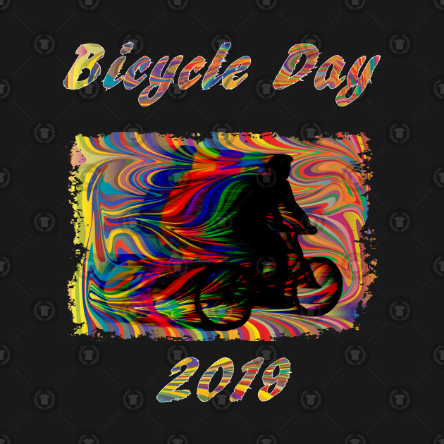 b66f9252642 Bicycle Day 2019
