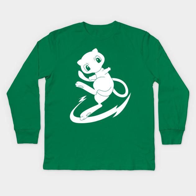 3764890f Mew Pokemon Go - Mew - Kids Long Sleeve T-Shirt | TeePublic