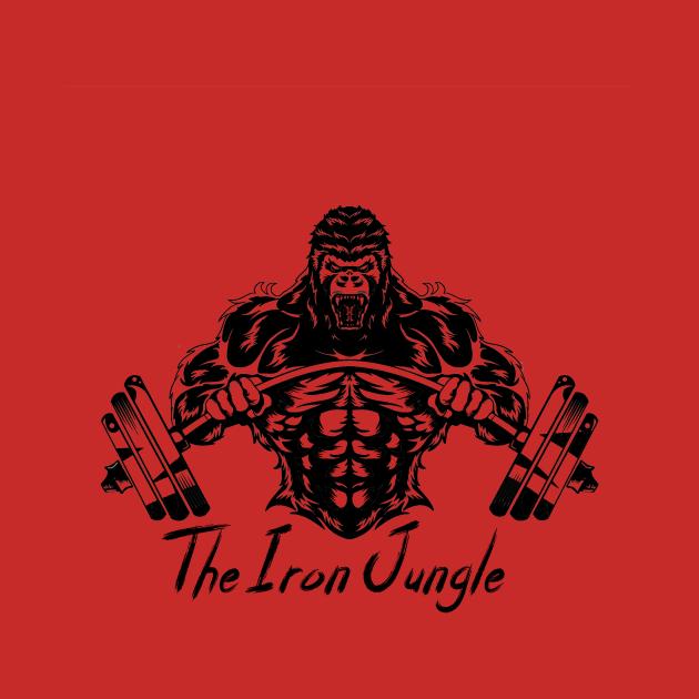The Iron Jungle Gorilla Gym