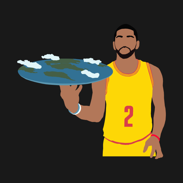 Kyrie Irving Flat Earth