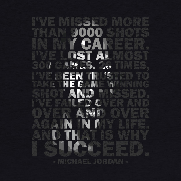 Michael Jordan Succeed