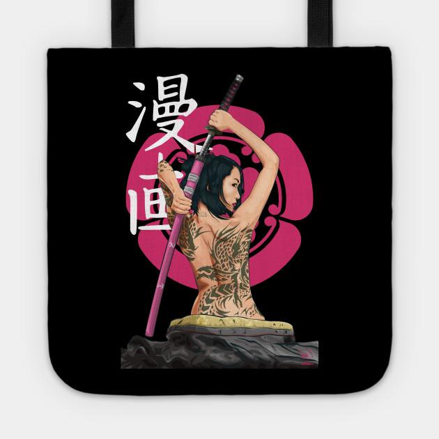 Woman Samurai (Shogun ODA Clan)