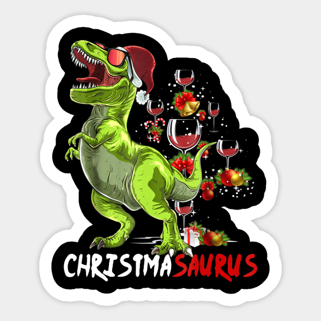 Christmasaurus Tshirt Funny Dinosaur Christmas Ugly Tree Christmasaurus Sticker Teepublic Download and use them in your website, document or presentation. teepublic