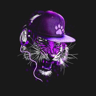 Dj Tiger t-shirts