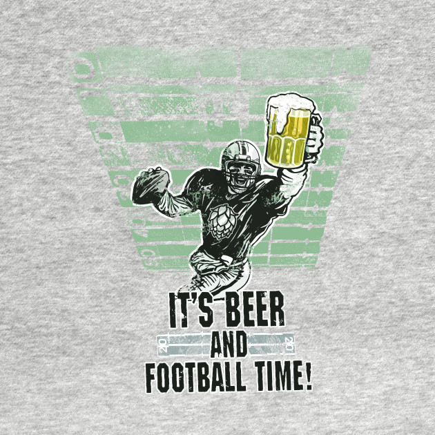 Beer and Football Time