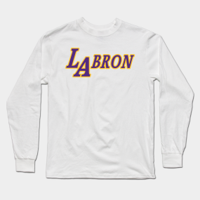 29855e8ac Los Angeles Lakers Long Sleeve T-Shirts