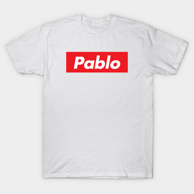 Pablo Supreme - Pablo Escobar - T-Shirt | TeePublic UK