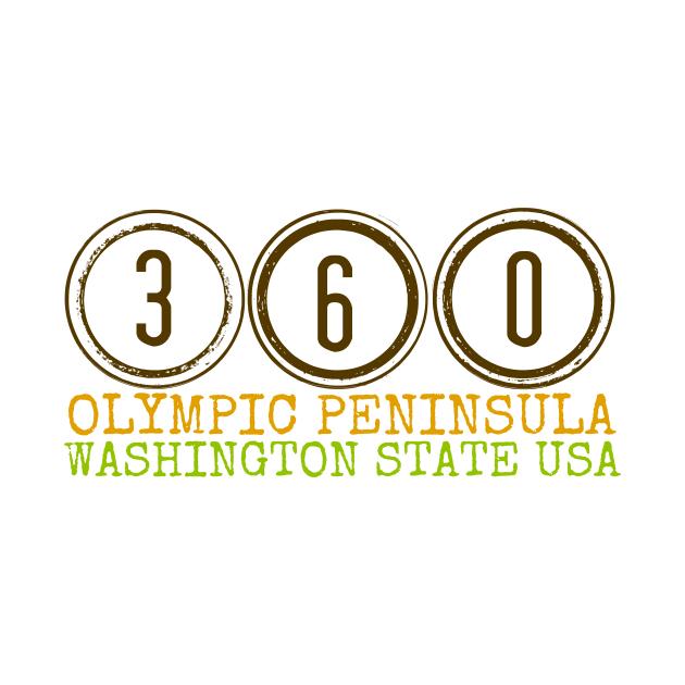 360 Olympic  Peninsula