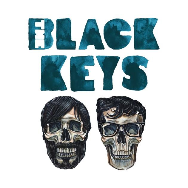 New Art Black Keys - Exclusive