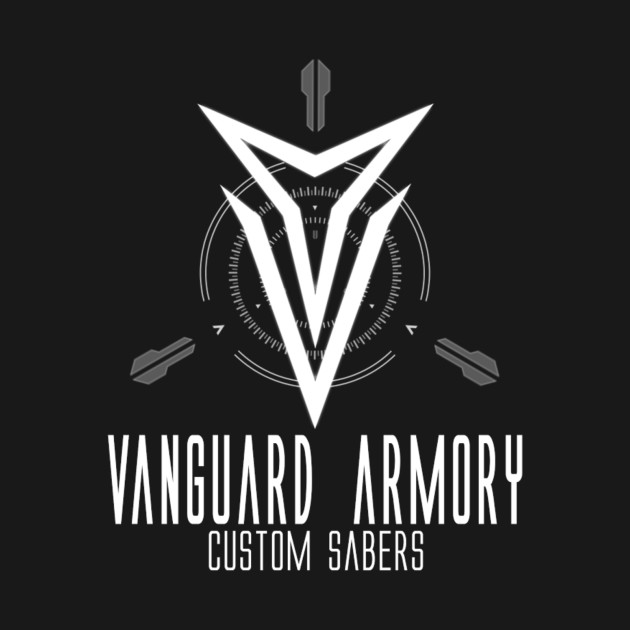 Vanguard Armory Full Logo