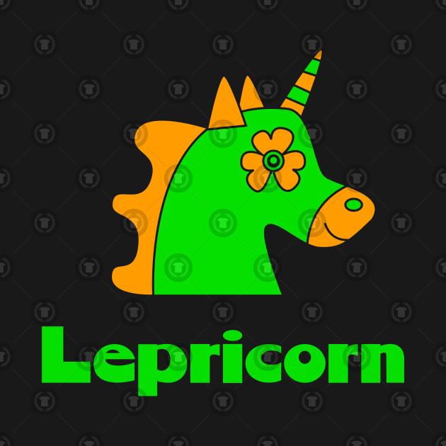 Lepricorn T-Shirt St. Patrick's Day Party Drinking Drink Leprechaun Unicorn Gift Tee Tshirt