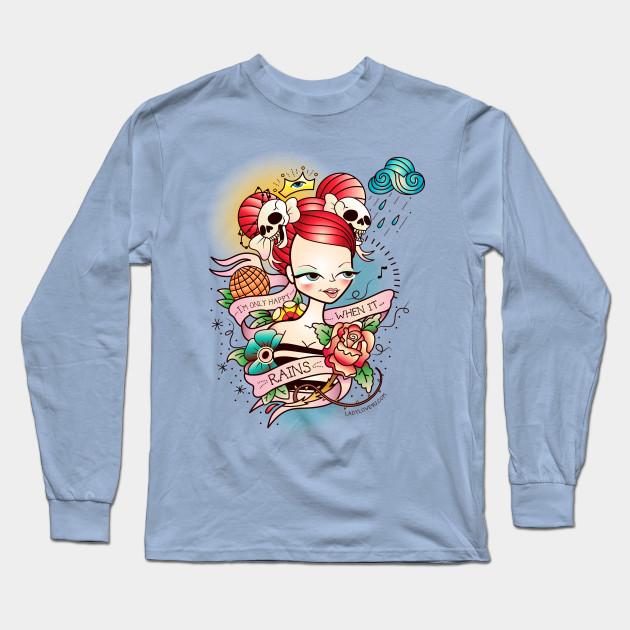 6b1aa03cd7779 Shirley Manson - Garbage - Long Sleeve T-Shirt