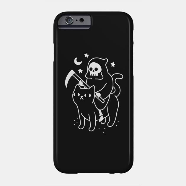 Death Rides A Black Cat