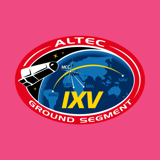 Altec IXV Ground Segment Logo