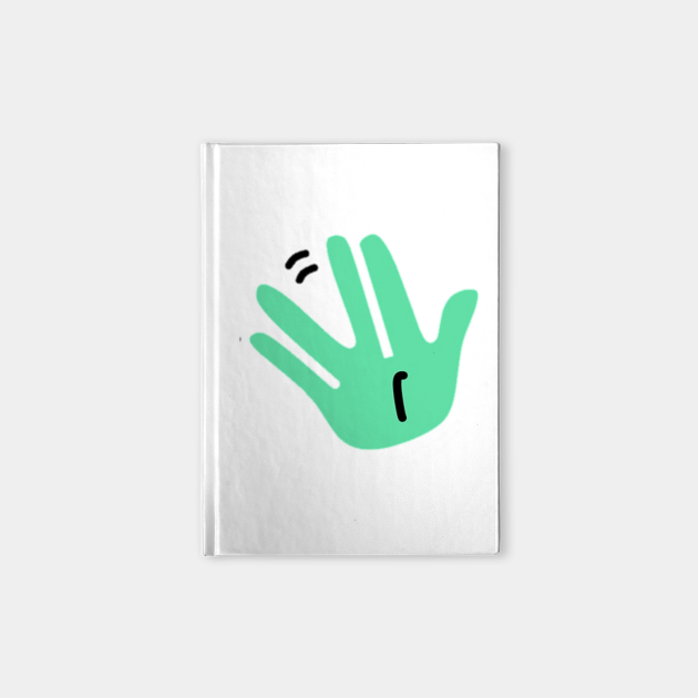 Fingers green