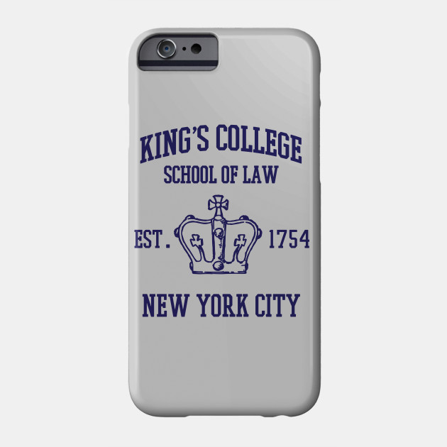 HAMILTON BROADWAY MUSICAL King's College School of Law Est. 1754 Greatest City in the World