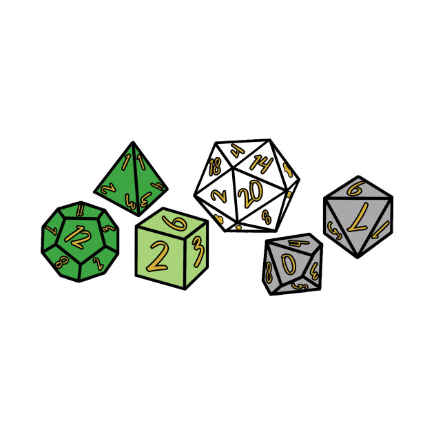 Aromantic Dice