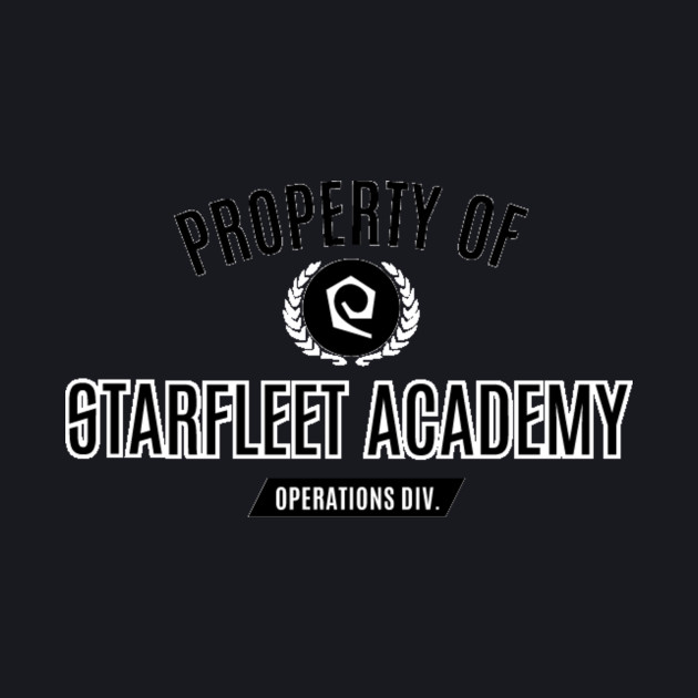 Property of Starfleet- Operations