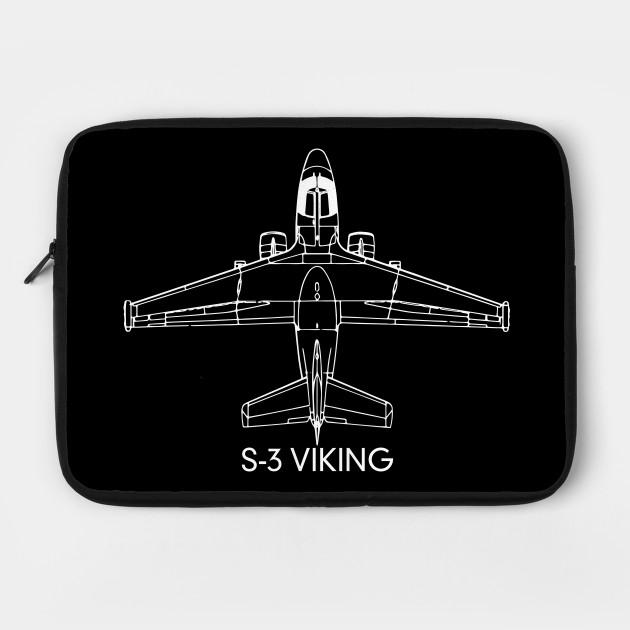 S-3 Viking Anti-submarine Jet Plane