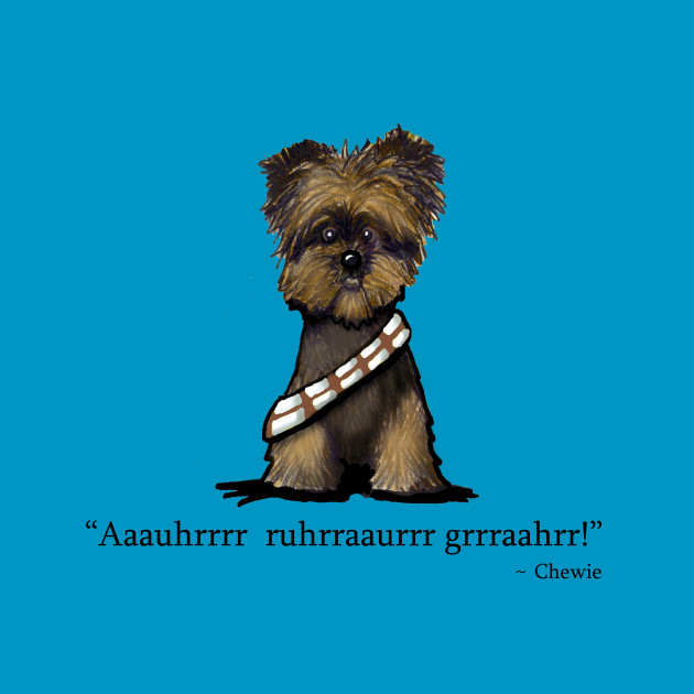 Chewie Quote