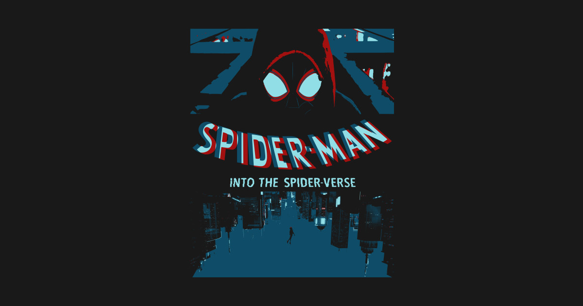 Spider-Man: Into the Spider-Verse by grayson888