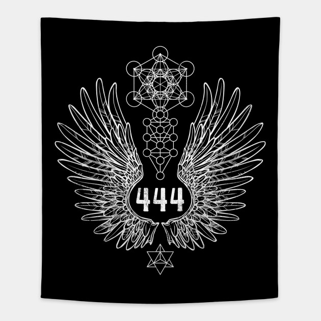 Angel Number 444 Sacred Geometry