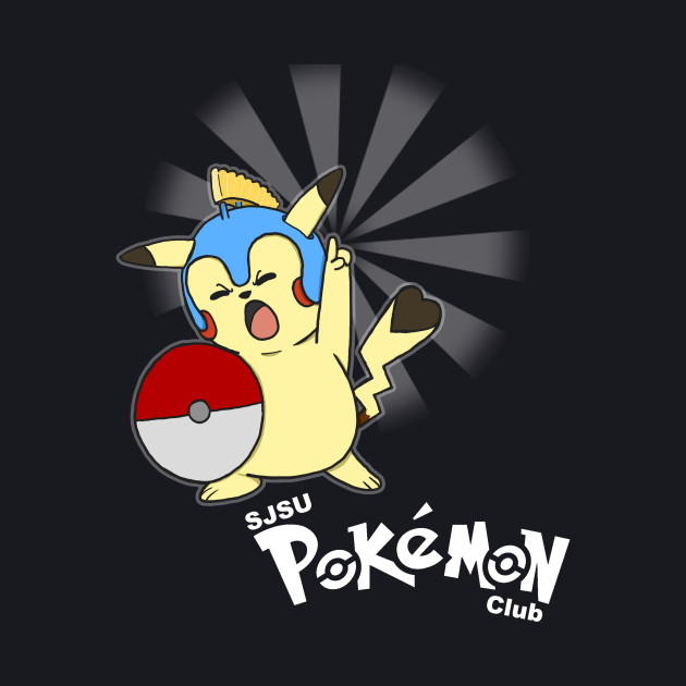 Pokémon Club T-Shirt (2016)