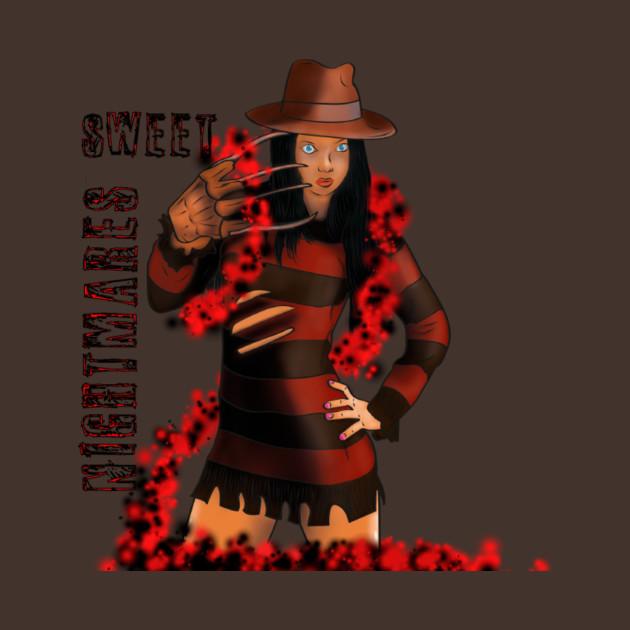 Freddy krueger Girl