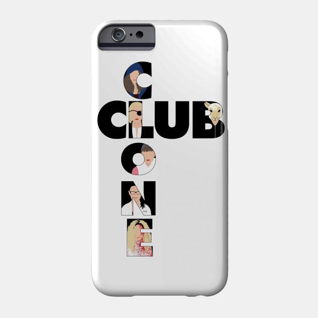 CLONE CLUB iphone case