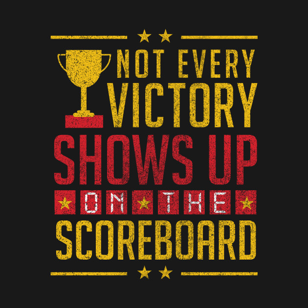 Ice Hockey Gift Victory Scoreboard Motivation