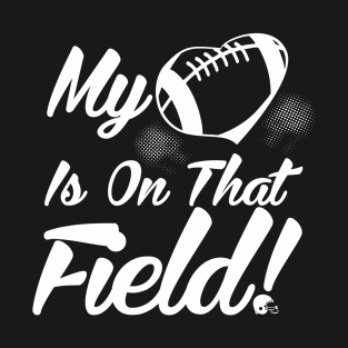 Football Girlfriend T Shirts Teepublic