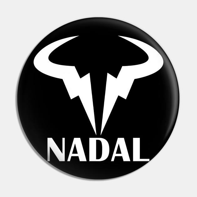 Nadal Rafael Nadal Pin Teepublic Au