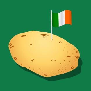 Irish Potato t-shirts