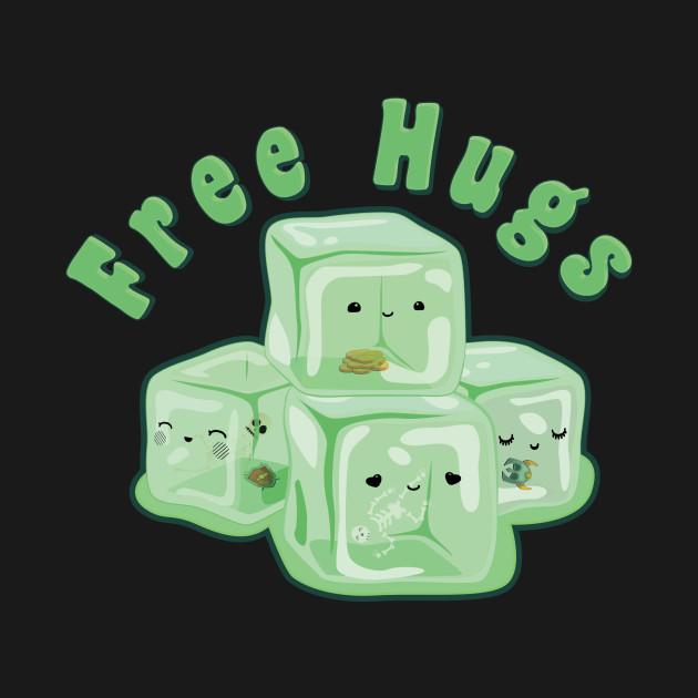 D&D Tee - Gelatinous Hugs