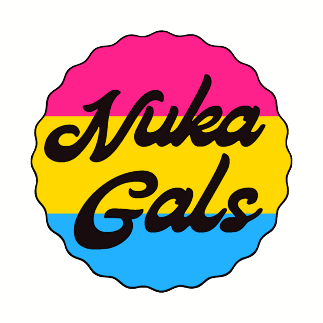 Nuka Gals Pansexual