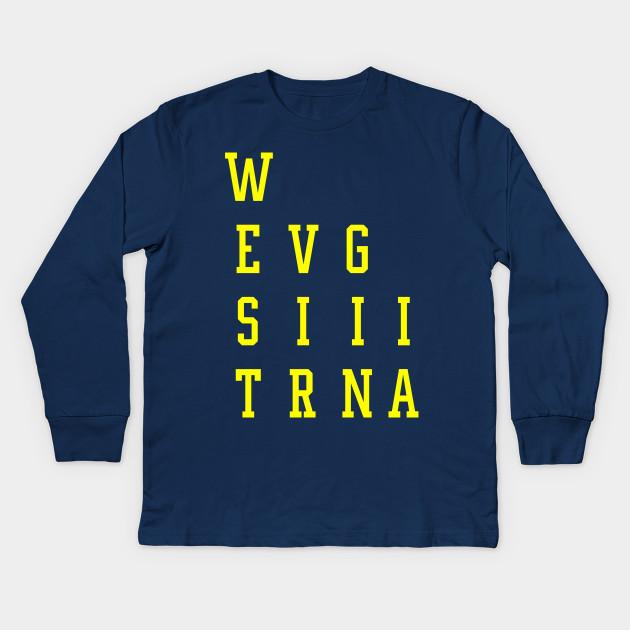 1fa92ee0 West Virginia - Wv - Kids Long Sleeve T-Shirt   TeePublic