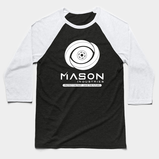 Timeless - Mason Industries Protect The Past Save The Future