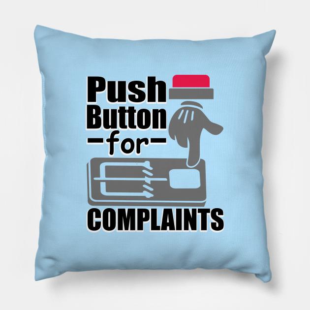 Push Button For Complaints Mouse Trap No Complaining