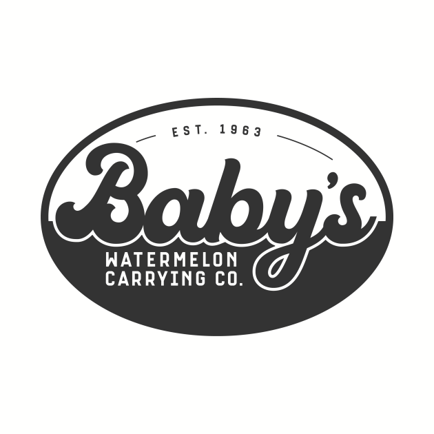 Baby's Watermelon Carrying Company