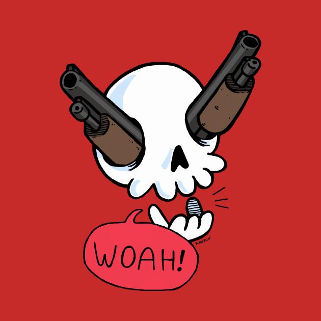 Guns 'A Blazin!