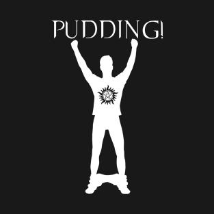 PUDDING! Hunter t-shirts