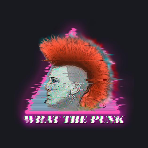 What the Punk Glitch