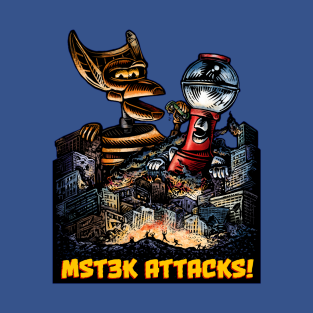 MST3K Attacks!